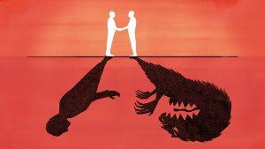 passive aggressive person